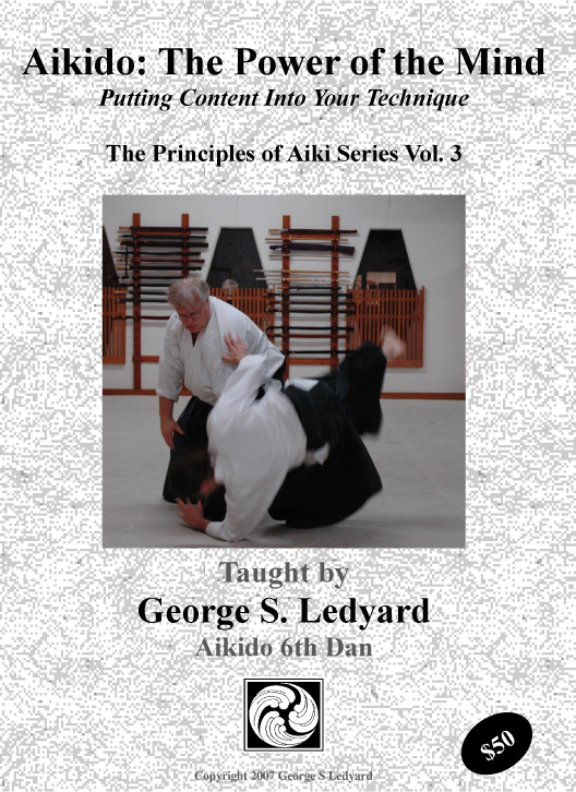 Aikido Videos And Dvds Principles Of Aiki Vol 3aikidodvds
