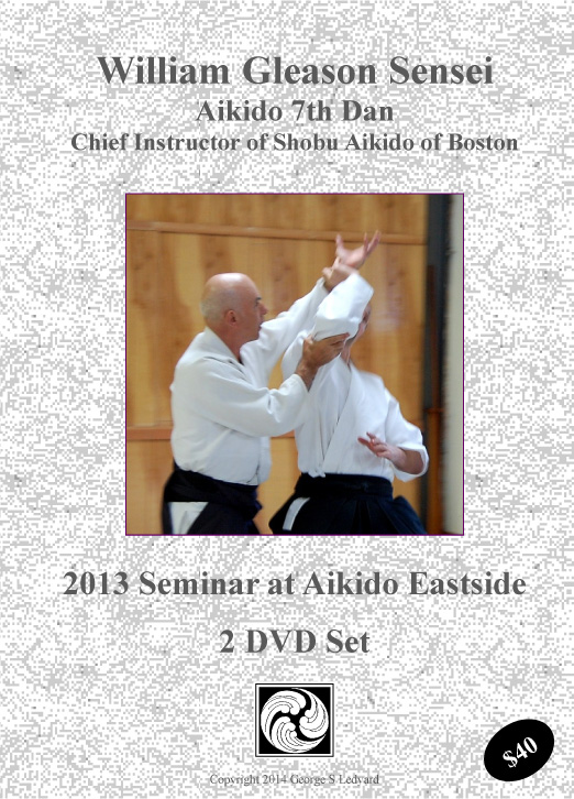 Aikido And Internal Power Video With William Gleason