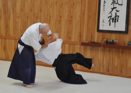William Gleason Aiki and Internal Power