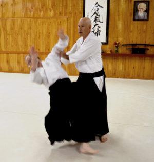 William Gleason Aikido Seminar